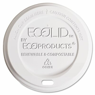 Hot Cup Lid (800 Pack) ECOEPECOLIDW
