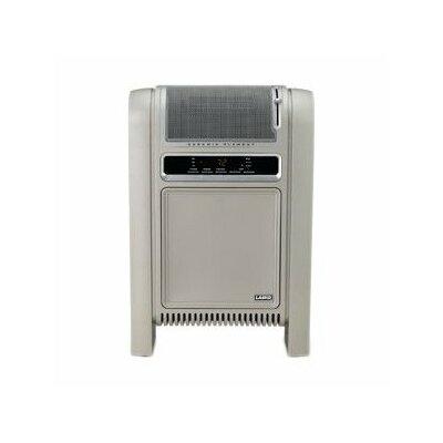 Lasko 758000 Cyclonic Ceramic Cabinet Electric Space
