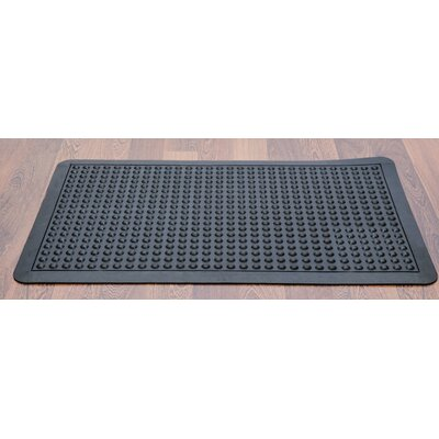 Doortex Anti Fatigue Bubble Utility Mat Rug Size: 4 x 3