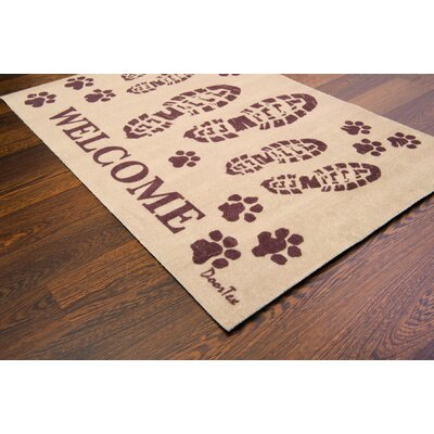 Doortex Boots Welcome Mat