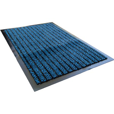 Doortex Ultimat Doormat Mat Size: 2 x 2 8, Color: Blue