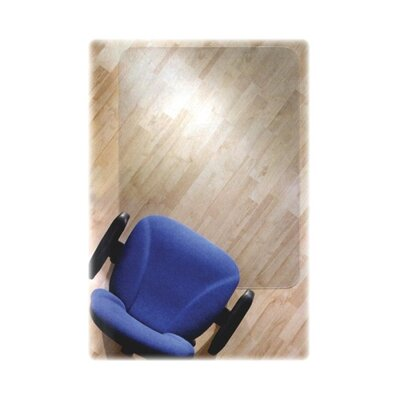 """Floortex Cleartex Ultimat Polycarbonate Chair Mat For Hard Floors, 48 X 79 - Size: 48"""" x 60"""" at Sears.com"""