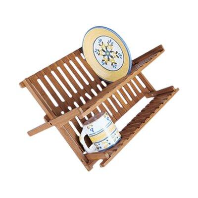 Bamboo Dish Rack 8813