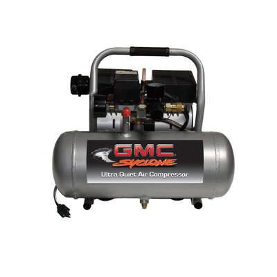 GMC Power Equipment GMC Syclone 1650A Ultra Quiet & Oil-Free Air Compressor at Sears.com