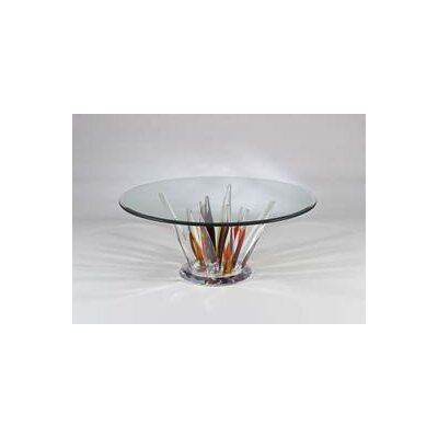 Crystals Coffee Table Base Colors