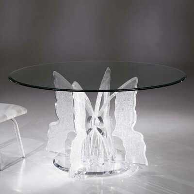 Butterfly II Acrylic Dining Table