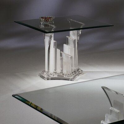 Curvology End Table