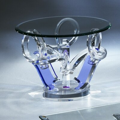 Pulpo Acrylic End Table