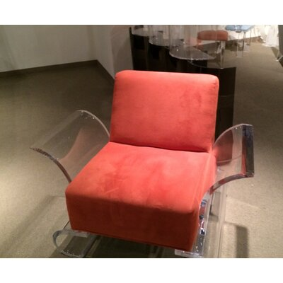 Isabelle Living Room Acrylic Club Chair