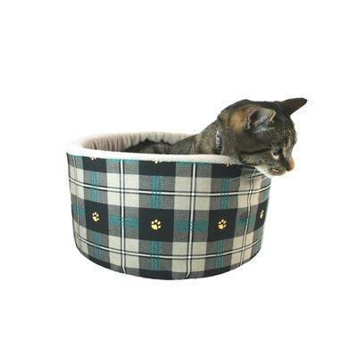 Catn Round Bed