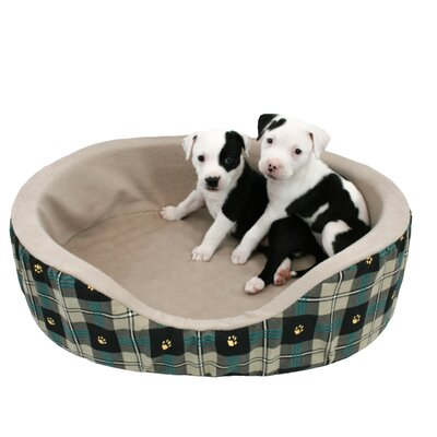 Orthopedic Nest Dog Bed Size: Small (21 L x 16 W)