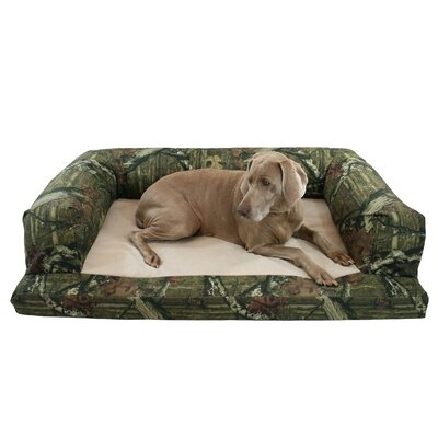 Baxter Couch Bolster Dog Bed Size: Small (25 L x 20 W)
