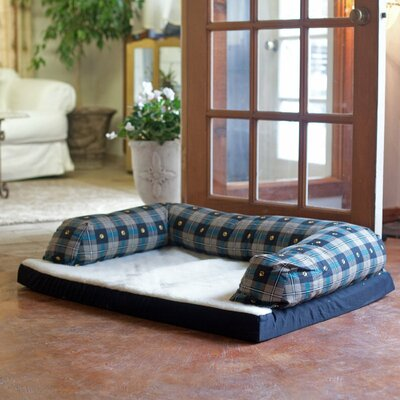 Frankie Baxter Couch Bolster Dog Bed