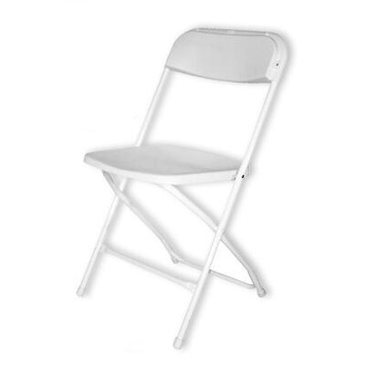 Advanced Seating Folding Chair - Color: White (Set of 10) at Sears.com