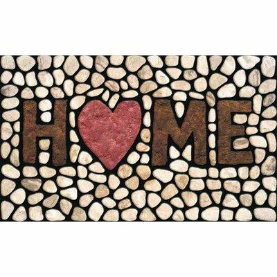 Sennett Home Stones Doormat