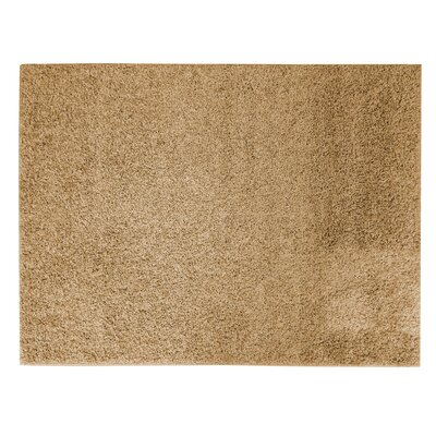 Sherman Straw Shag Area Rug Rug Size: Rectangle 2 x 5