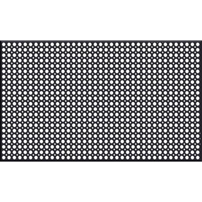 Work Step Wet Kitchen Mat Mat Size: Rectangle 3 x 10
