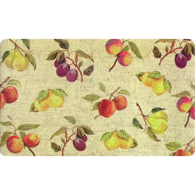 Fruit of Spirit Kitchen Mat