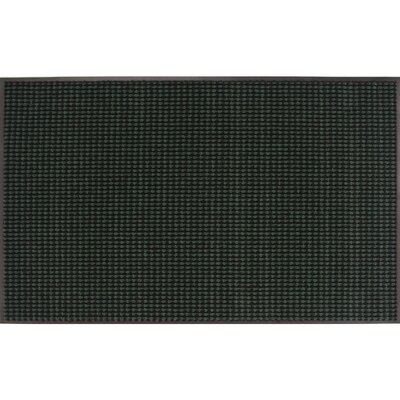 Titusville Doormat Color: Emerald, Size: 4 x 8