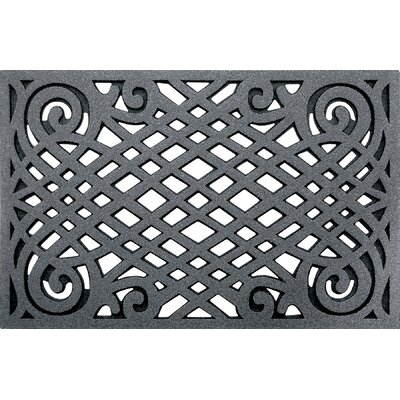 TireTuff Clean Scape Celtic Latti Doormat