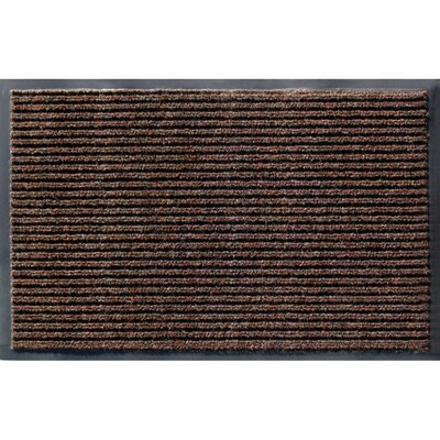 Scraper Doormat Color: Cocoa Brown