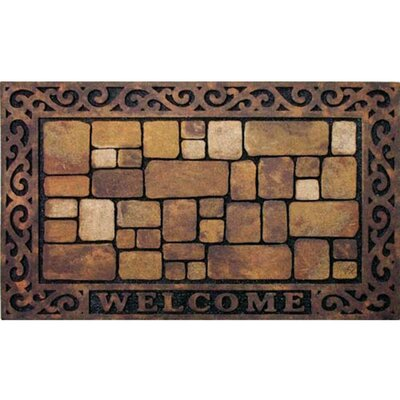 Aberdeen Welcome Doormat