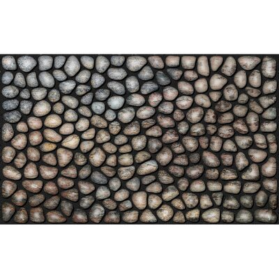 Masterpiece Lehigh Pebble Beach Doormat