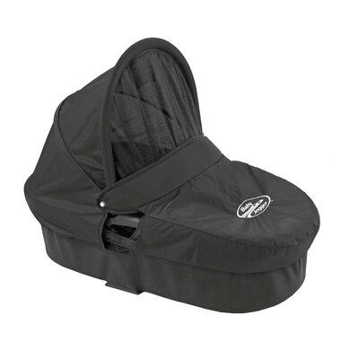 63db1b600c1 Baby Jogger City Mini Bassinet Pram - Black Black