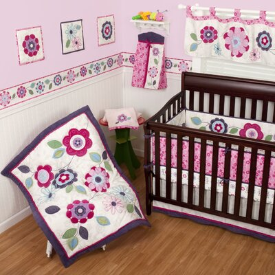 Buy Low Price Sumersault Daniela Crib Bedding Collection Daniela ...