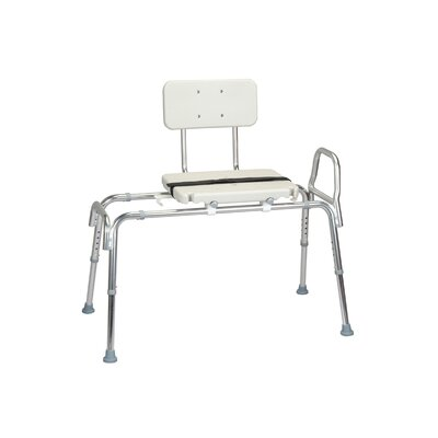 Series 6 Transfer Bench with Molded Seat and Back image