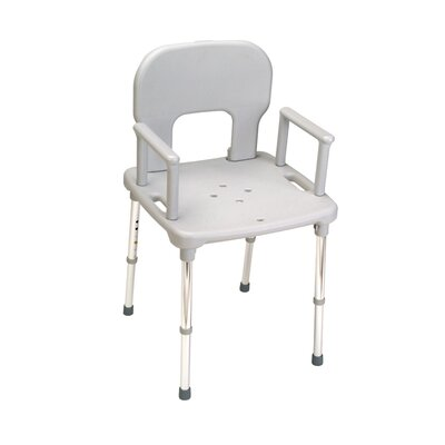 Armless Bath One Shower Chair image