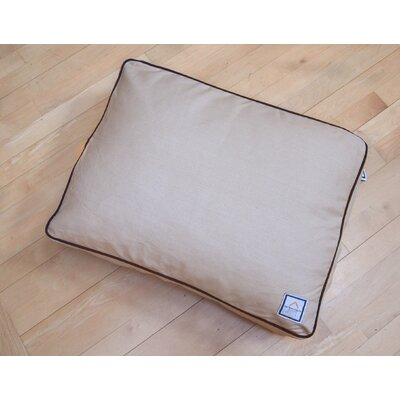 Crate Dog Bed Size: Medium - 30 L x 21 W