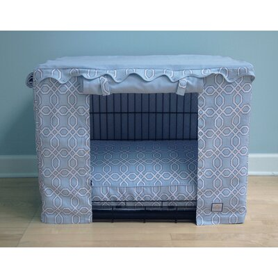 Moroccan Trellis Crate Cover Size: Medium