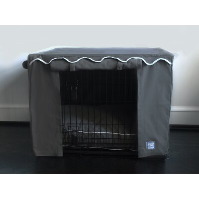 Crate Cover Size: Medium (24 H x 21 W x 30 L)