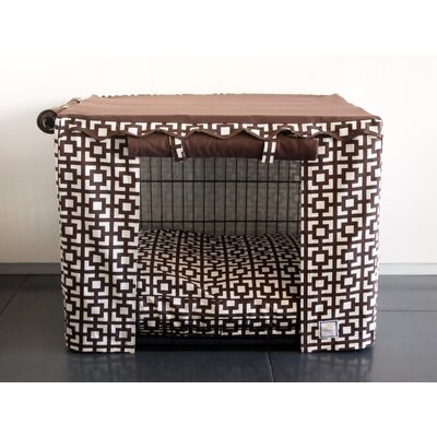 Matching Dog Crate Bed Size: Large (36 L x 24 W)
