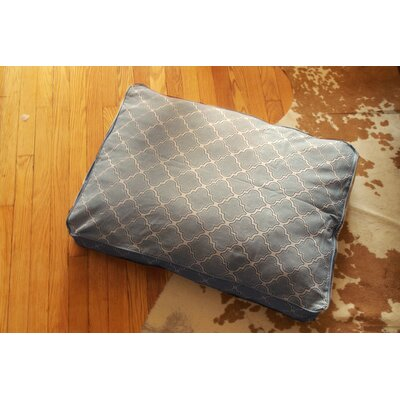 Crate Dog Pillow Size: Small (24 L x 18 W)
