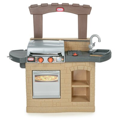 Cook 'n Play Outdoor BBQ Kitchen Set 633911M
