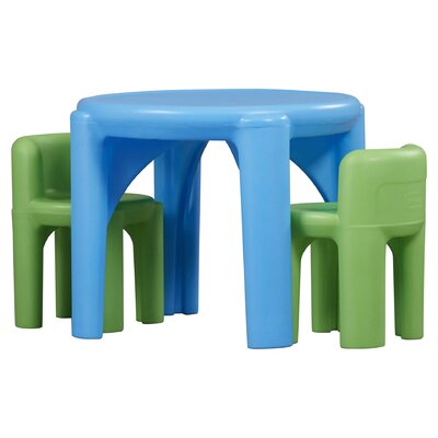 Kids' 3 Piece Table & Chair Set 621048