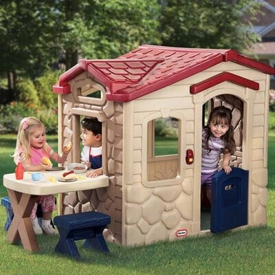 Cosy Little Tikes Home Garden Playhouse. Little Tikes Picnic on the Patio Playhouse LITTLE TIKES TOYS  BIKES and more COOL BABY AND KIDS STUFF