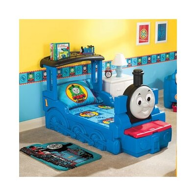 Cheap Little Tikes Thomas & Friends Train Bed (JD1058)