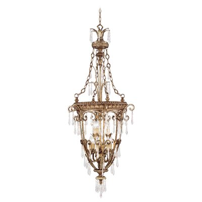 Perot 9-Light Foyer Pendant