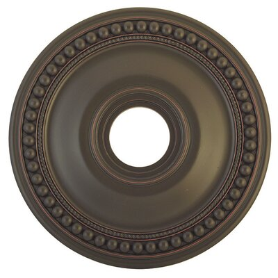 Wingate Ceiling Medallion Size: 2.5 H, Finish: Olde Bronze