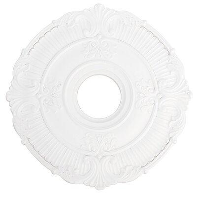 Buckingham Ceiling Medallion Size: 1.5 H x 18W