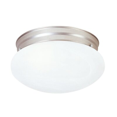 Claysville 1-Light Flush Mount