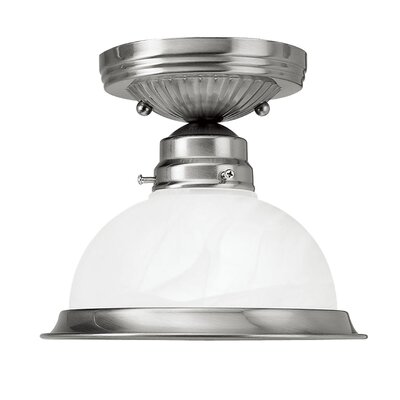 Ariah 6.25 1-Light Semi Flush Mount