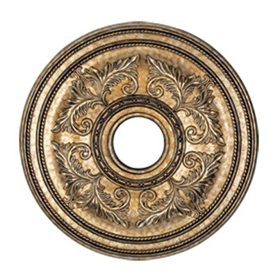 Ceiling Medallion Size: Large