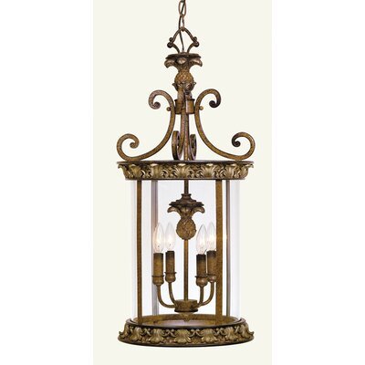 Scotland 4-Light Foyer Pendant