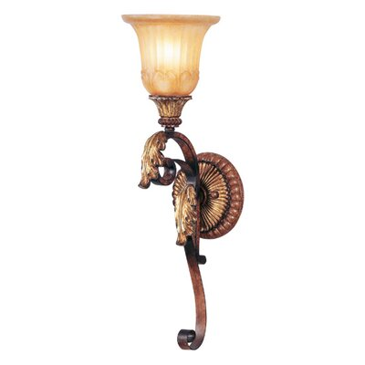 Villa Verona Wall Sconce in Verona Bronze