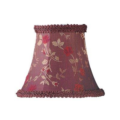 8 Fabric Bell Candelabra Shade