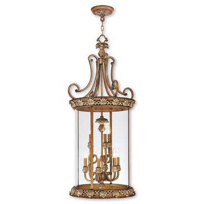 Savannah 9-Light Foyer Pendant